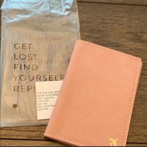 Handbags - Beis Passport Holder in Pink